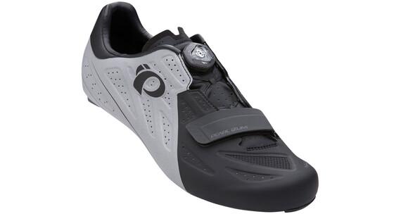 PEARL iZUMi Elite Road V5 Shoes Men black/silver reflective